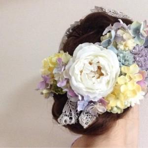 名古屋クリエイターズマーケット2014年vol30お花だらけ大好評2