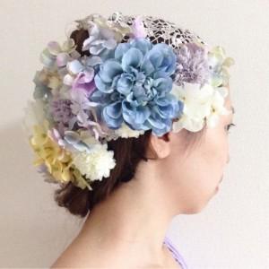 名古屋クリエイターズマーケット2014年vol30お花だらけ大好評