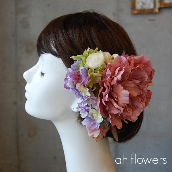 結婚式和装、成人式・卒業式向けのヘアアクセサリー