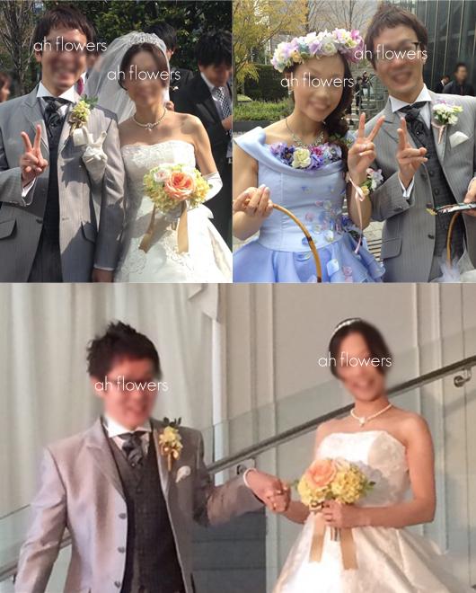 花嫁様お写真
