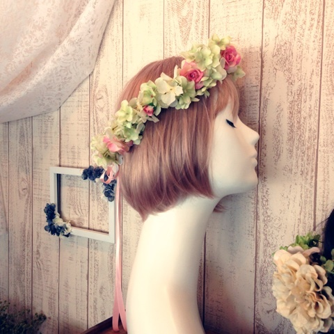 花冠リボン2